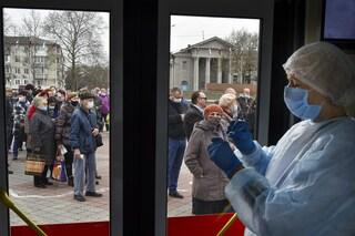 In Russia record di morti covid da inizio pandemia, scatta l'obbligo di vaccino in 25 regioni