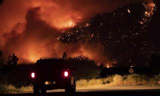 Dopo il caldo record, arrivano gli incendi: il Canada è in ginocchio, oltre 700 morti