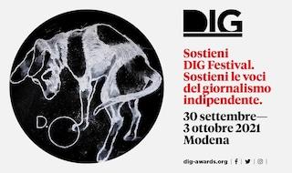 Torna Dig, il festival del giornalismo d'inchiesta che dà voce alle storie sotto silenzio