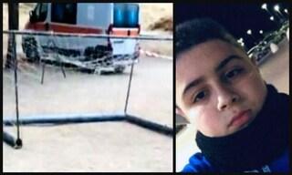 La porta del calcetto gli cade in testa, Gabriele muore a 12 anni: sequestrato il campo a Carini