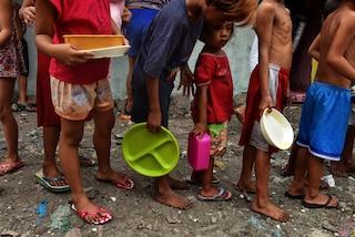 Cresce la fame nel mondo, secondo l'Onu nel 2020 più di 800 milioni di persone erano sottoalimentate