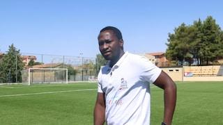 """Aly Traorè, il primo presidente nero della squadra multietnica: """"Siamo come fratelli"""""""