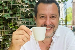 Matteo Salvini si è vaccinato contro il Covid