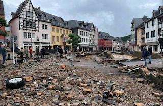 """Maltempo Germania, 42 morti e decine di dispersi. """"Travolti mentre cercavano di salvarsi"""""""