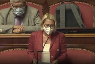 """Ddl Zan, la senatrice Masini in Aula dopo il coming out: """"Sarebbe grande sconfitta non approvarlo"""""""