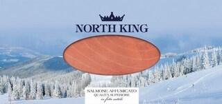 Richiamo per il salmone norvegese affumicato North King: possibile presenza di corpi estranei