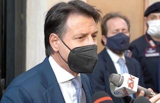 """Giustizia, Conte: """"Da Lega opposizione su processi per mafia, dovremmo essere tutti da stessa parte"""""""