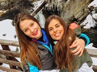 Monte Rosa, Martina e Paola al freddo e senza guanti sono morte assiderate davanti all'amico