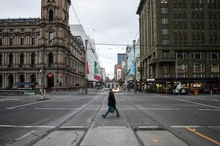 Mezza Australia torna in lockdown covid dopo l'aumento dei contagi