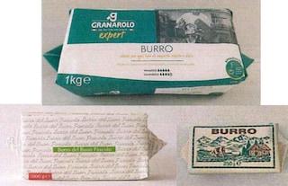 Burro Granarolo richiamato dal Ministero per allergeni non dichiarati: il lotto ritirato