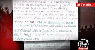 Denise Pipitone: nella lettera anonima il nome di Gaspare Ghaleb, l'ex fidanzato di Jessica Pulizzi