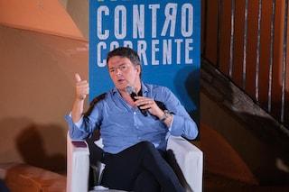 """Renzi ancora contro il reddito di cittadinanza: """"Bisogna sudare, non prendere i sussidi dallo Stato"""""""