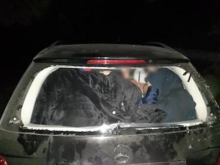 Trasportavano di nascosto migranti ammassati nei furgoni, sei arresti a Bagnaria Arsa