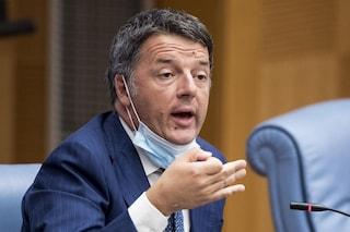 """Renzi contro Salvini: """"Dire che non bisogna vaccinarsi sotto i 40 anni è follia"""""""