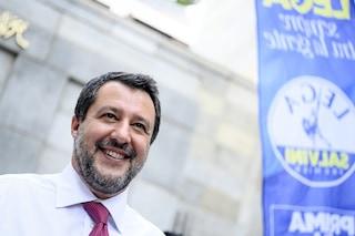 """Discoteche, Lega chiederà riapertura in Cdm. Salvini: """"Solo in Italia gente ancora chiusa in casa"""""""