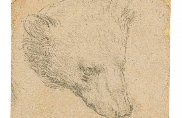 Disegno di Leonardo Da Vinci di 7 centimetri venduto all'asta a più di 10 milioni di euro