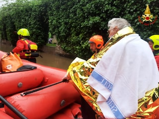 Alluvione in Belgio: i Vigili del Fuoco italiani hanno salvato 40 persone