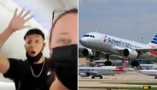 In vacanza post Maturità, 30 studenti si rifiutano di indossare la mascherina: volo cancellato