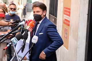 """Conte: """"Italia su Reddito di cittadinanza non può tornare indietro, lo rifarei altre cento volte"""""""