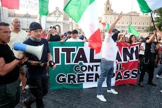 Il 1 settembre i No Green pass minacciano di bloccare i treni in decine di città italiane