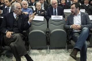 """Salvini contro lo ius soli sportivo: """"Non c'entra nulla con medaglia Jacobs, la legge va bene così"""""""