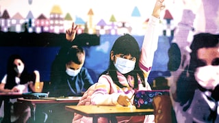 """L'analisi dell'epidemiologa Salmaso: """"Aumentano i casi Covid tra i bambini delle scuole elementari"""""""