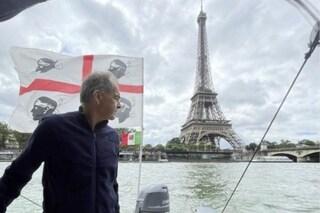 Dalla Sardegna a Parigi in gommone, l'impresa di Roberto Pappalardo che vince una sfida impossibile