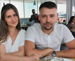 Schianto tra auto e moto: Cristina e Boris muoiono a 29 e 26 anni, erano sposati da 6 mesi