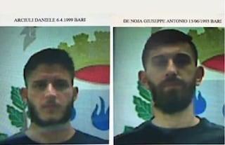 Chi sono i due detenuti evasi dal carcere di Trani: uno è dentro per omicidio