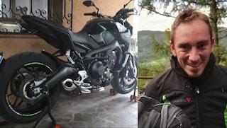 Portogruaro, morto in un incidente in moto il poliziotto Luigi Florean. Il padre lo cerca e trova il corpo