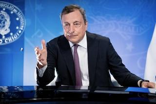 """G20 delle donne, Draghi: """"Difendiamo loro diritti in tutto il mondo, per afghane libertà a rischio"""""""