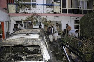 Gli Usa annunciano di aver colpito diversi kamikaze in un raid, cosa è successo oggi a Kabul r