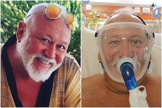 Addio Kampah, lo street artist Flavio Campagna è morto a 59 anni per Covid