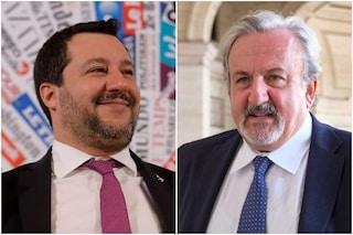 """Emiliano continua a lodare Salvini: """"Sta cambiando grazie a Draghi e al Pd, Lega non è più antieuro"""""""