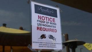 """California, ristorante italiano vieta l'ingresso ai vaccinati: """"Qui serviamo solo no vax"""""""