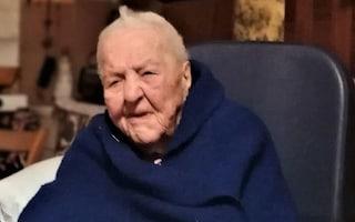 Morta Nonna Marietta, era la donna più vecchia d'Italia: aveva 112 anni
