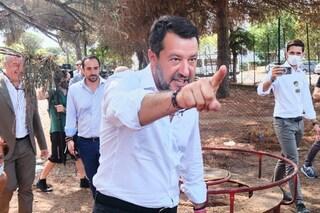 """Lega vota contro il Green pass obbligatorio, Salvini: """"Se lo impongono, allora tamponi gratis"""""""