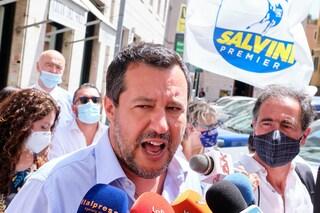 """Eitan portato in Israele, Salvini accusa il Pd: """"Hanno fermato legge contro sottrazione minori"""""""