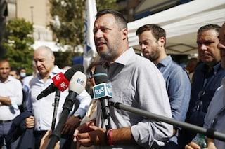 """Salvini contro obbligo vaccinale: """"Nessuno in Europa ce l'ha, no ai bimbi fuori dalle classi"""""""