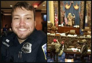 USA, si è suicidato un poliziotto presente all'assalto di Capitol Hill: è il quarto caso dal 6 gennaio scorso