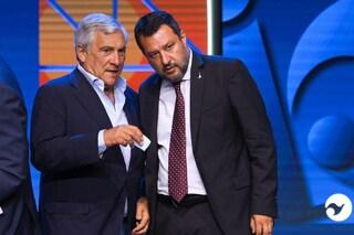 """Tajani boccia Quota 100: """"Non è stata la soluzione. Salvini? Non si può essere d'accordo su tutto"""""""