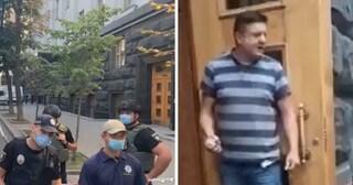 """Ucraina, minaccia di far esplodere una granata nel palazzo del Governo: """"Non uscirò vivo di qui"""""""