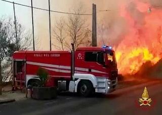 La Sicilia brucia da tre giorni, pompieri stremati: il governo invia rinforzi dalle altre regioni