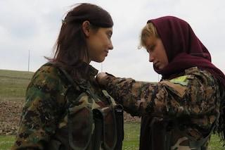 Ha combattuto con le donne curde contro l'Isis: per la Cassazione Eddi Marcucci è pericolosa