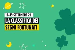 Oroscopo, la classifica dei segni più fortunati della settimana dal 13 al 19 settembre 2021: Venere e Capricorno fanno il pieno di baci