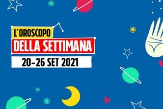 L'oroscopo della settimana dal 20 al 26 settembre 2021: Pesci e Scorpione super emotivoni