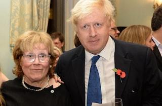 Morta Charlotte Johnson Wahl, la madre di Boris Johnson deceduta a 79 anni