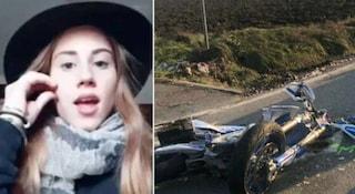 Forlì: Cecilia muore a 17 anni nell'incidente in moto col fidanzato, il ragazzo è gravissimo
