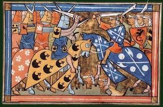In Libano sono stati scoperti gli scheletri di 25 crociati morti nel tredicesimo secolo