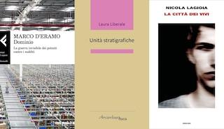 Premio Napoli 2021, annunciati i nove finalisti: ci sono anche Lagioia, D'Eramo e Moscato